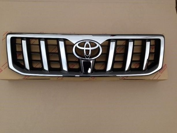 Решетка радиатора для авто Toyota Prado 120