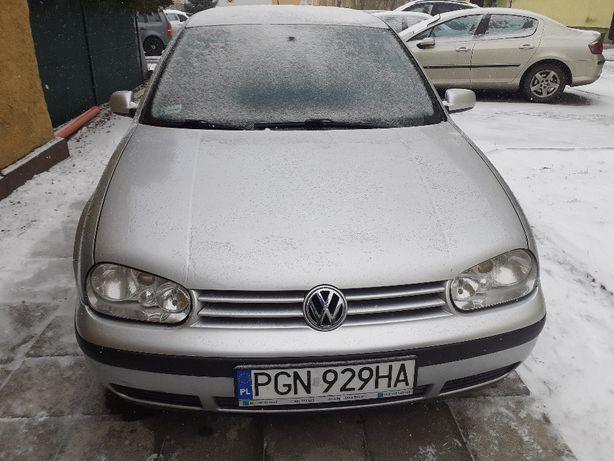 VW golf IV 1.6 16v 2002r 201tys Zadbany