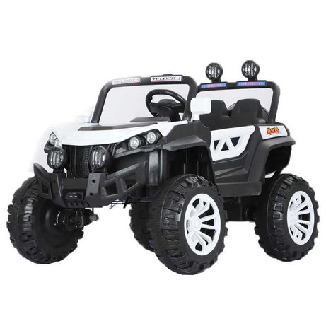 Carro elétrico para criança - Buggy ATAA Rodeo 4X4 (2 lugares)