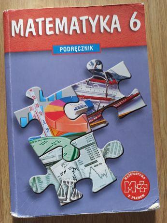 Książka do matematyki klasa 6 szkoły podstawowej
