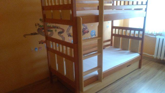 łóżko dziecięce pietrowe