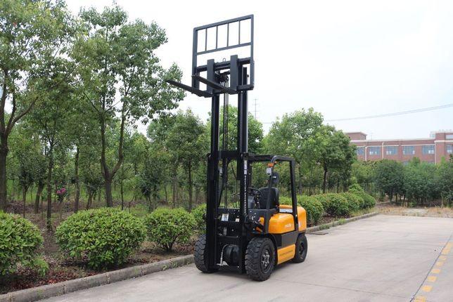 Wózek widłowy 3T. – Gunter Grossmann 3000kg Wózki nowe z 2021