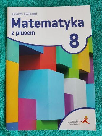 Matematyka z plusem klasa 8 GWO