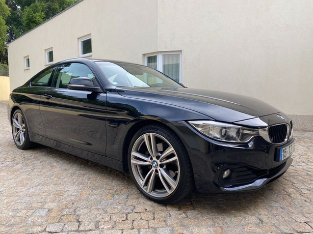 BMW 420d Coupe 65000km