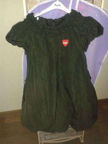 Платье Moschino bambino (оригинал) 6 лет нарядное