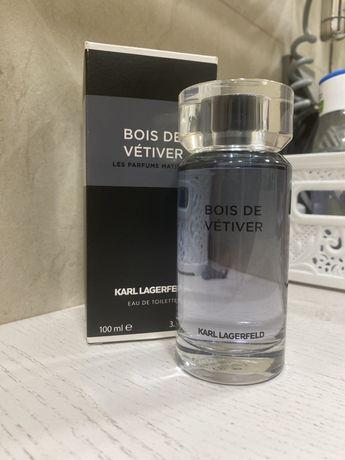 Оригинальные духи KARL LAGERFELD Bois De Vetiver 100 ml