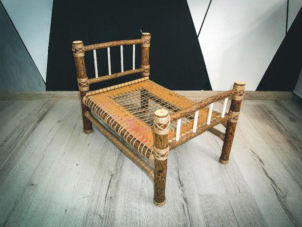 Кроватка детская для фотосессии, реквизит для новорожденных ньюборн