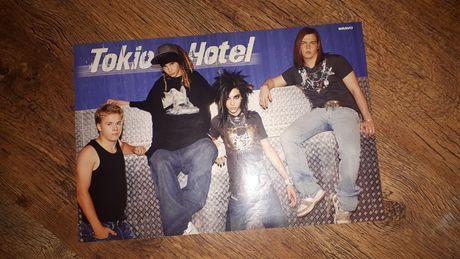 Plakat Tokio Hotel