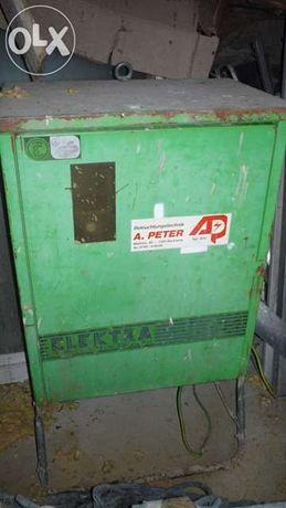 Caixa eléctrica de obras