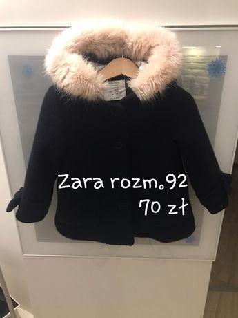 Płaszczyk Zara rozm. 92