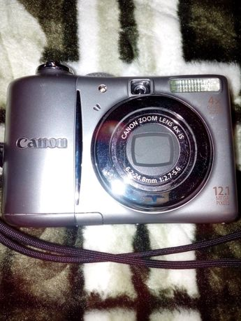 Фотоаппарат Canon power Shot A 1100