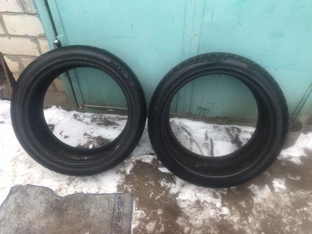 Nexen 255/40r19 зима 2шт