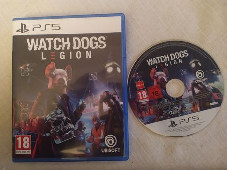 Watch Dogs Legion- PlayStation 5 (ps5)
