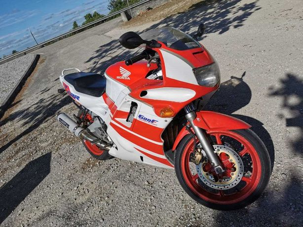 Honda Cbr 600F Super Sport