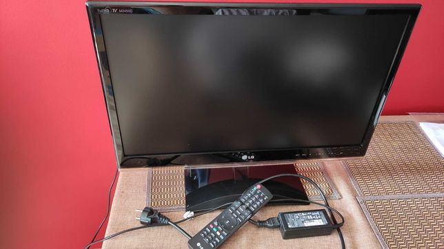 Monitor LG M2450D z tunerem TV