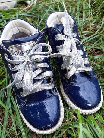 Детские ботинки Clibee б/у