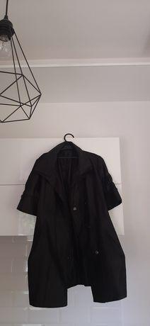Narzutka elegancka czarna L
