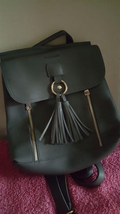 Ładny szary plecak Piła - image 1