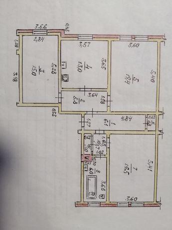 Терміново Продам,89к.метр, квартира,будинок,барак, можливо під бізнес!
