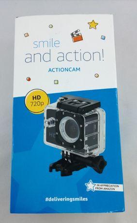 Kamerka sportowa Actioncam