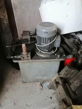 Zasilacz hydrauliczny Kompletny