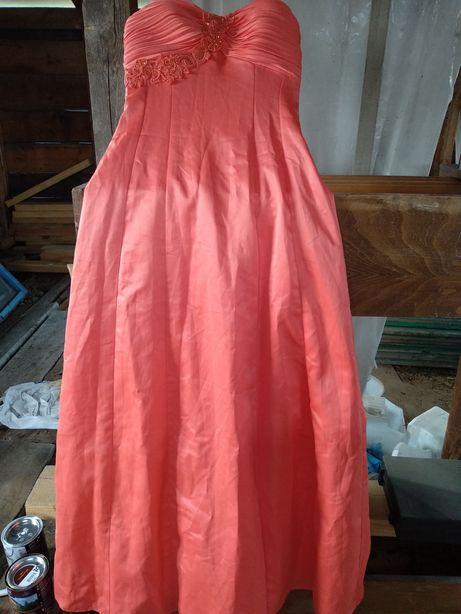 Платье нарядное р. 42