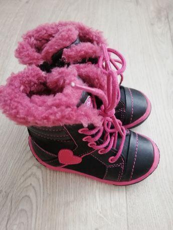 Buty zimowe ocieplane Lasocki Kids rozm. 21 Nowe!