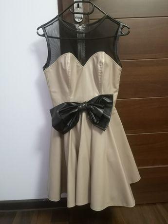 Sukienka z indywidualnego projektu