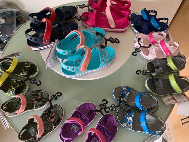 Босоножки Crocs сандалии