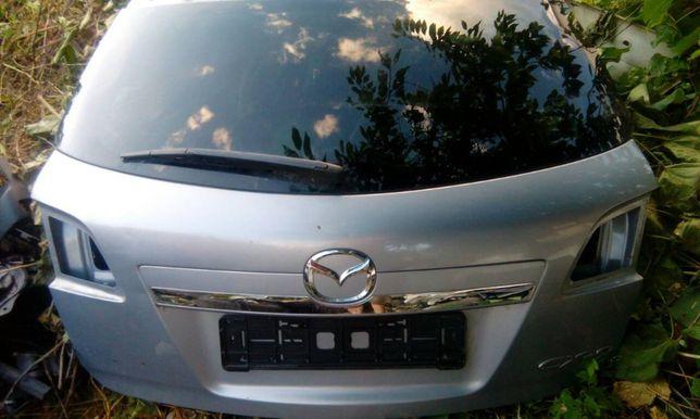 Mazda cx-9 Задняя дверь.