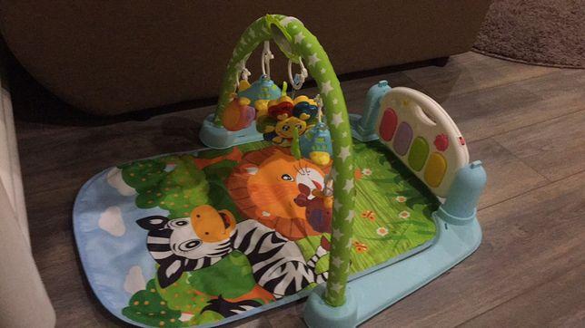 Розвиваючий килимок для немовлят