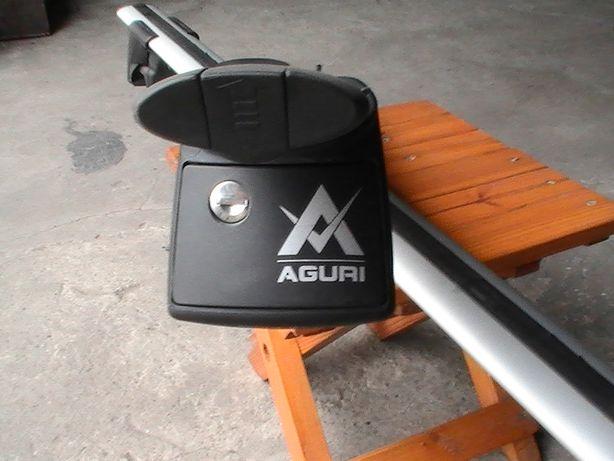 Багажник AGURI на релінги