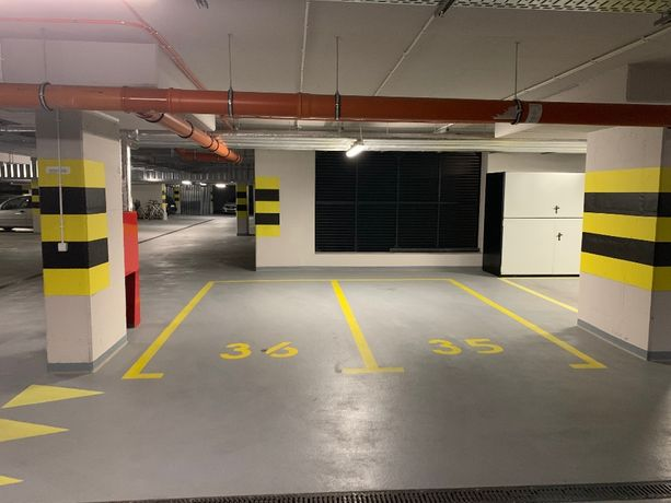 Miejsce postojowe Markowska 3, Warszawa, Praga Płn, garaż podziemny