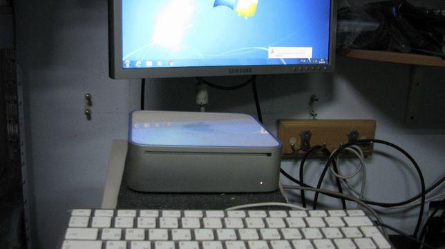 Маленький настольный компьютер Apple Mac mini (mid 2007)