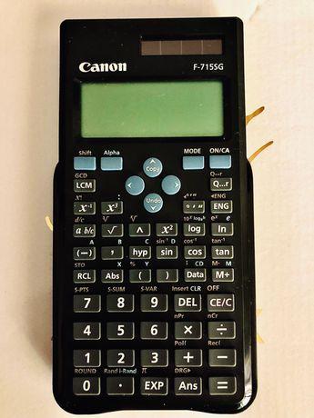 Máquina calculadora científica CANON