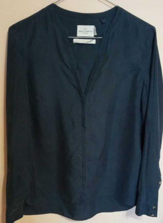Шелковая блуза Lindex