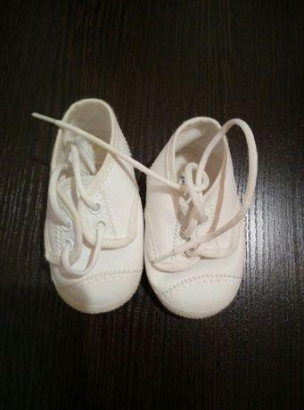 Нове взуття для немовлят