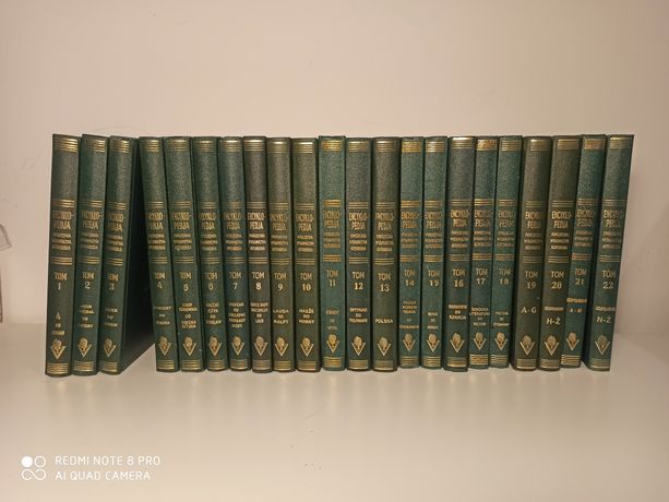 Encyklopedia powszechna wydawnictwa Gutenberga