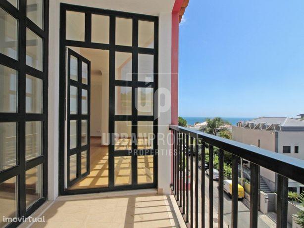 Apartamento T2 com vista de mar, para arrendar no Estoril