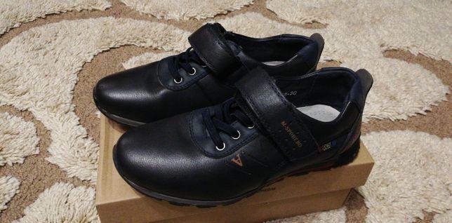Туфлі 30 розм 20 см Kimbo Туфли макасины
