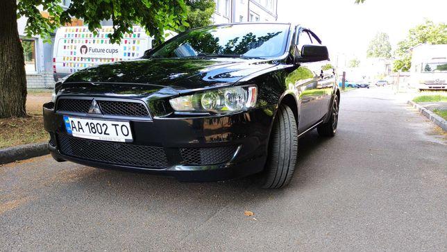 Mitsubishi Lancer X 2007
