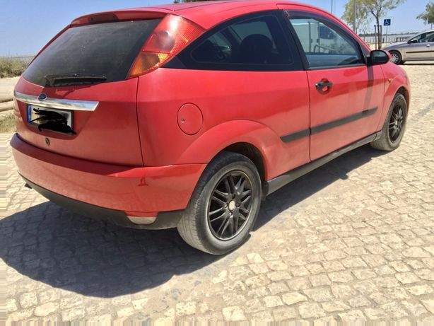 Ford focus 1.9tdi comercial 2 lugares.
