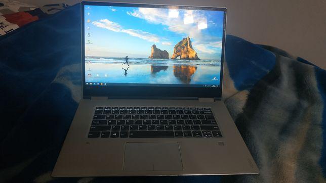 Laptop Lenovo Yoga 720-15IKB I7 7700HQ, 16GB Ram ddr4, gtx 1050, 4k