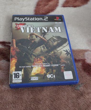 Gra do PS2 Conflict Vietnam