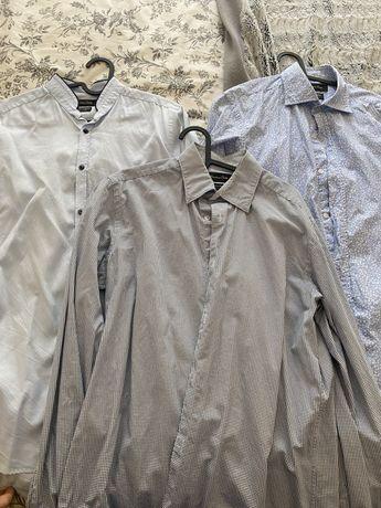 Camisas Sacoor e Massimo Dutti, Tam. S (Compra de DUAS ofereço UMA)