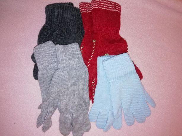 rękawiczki 4 pary