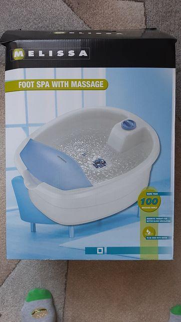 Spa do stóp masażer
