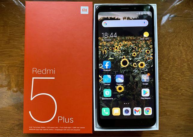 Xiaomi Redmi 5 Plus 3/32 + MiBand 4