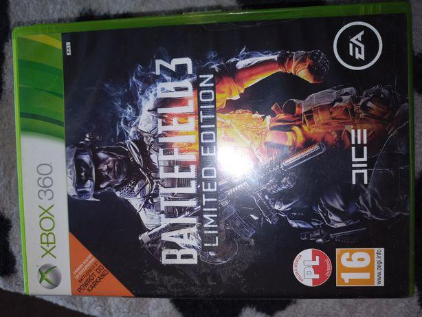 Battlefield 3 x-box360