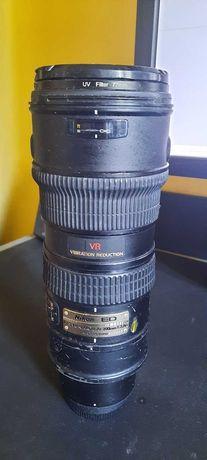 Nikon70-200mm f/2.8 G AF-S VR ED